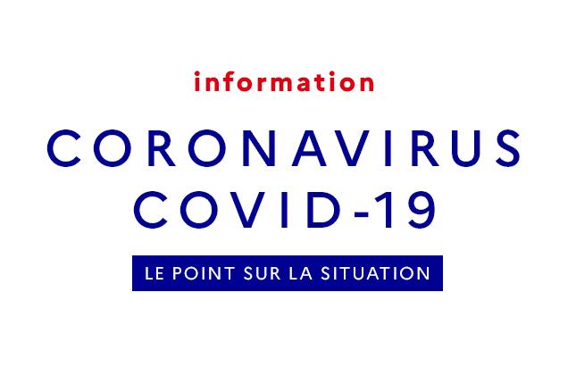 COVID 19 – Accueil téléphonique de la Mairie