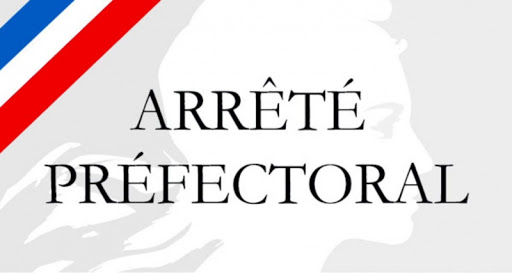 Arrêté préfectoraux du 26/09/20