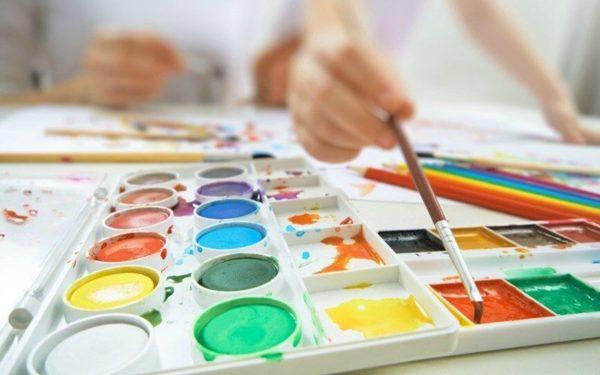 Atelier Peinture réservation à partir de juin 2021