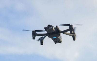 Récépissés mission drone du 10 octobre 2021 à Amfreville sur Iton et Acquigny